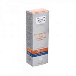 Roc fluide anti brillance matifiant spf30 50ml