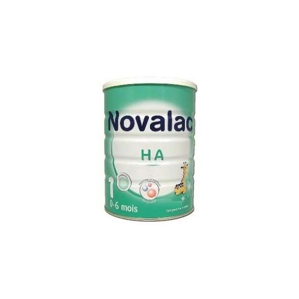 Novalac lait ha 1er age hypoallergénique 800g