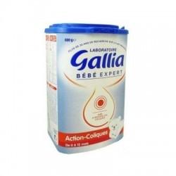 Gallia bébé expert lait action-coliques 800g
