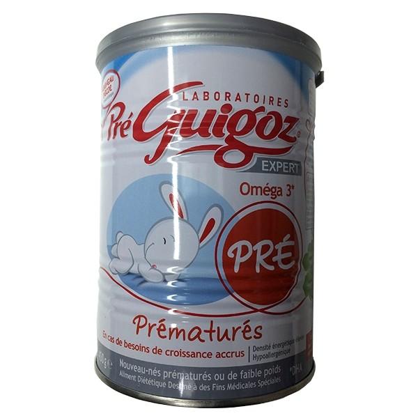 Guigoz pré expert lait en poudre 400g