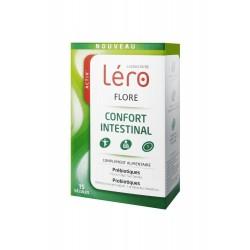 Léro flore confort intestinal 15 gélules