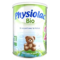 Physiolac bio 2ème age boite de 900g