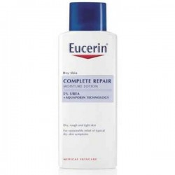 Eucerin complete repair emollient réparateur 5% urée 400 ml