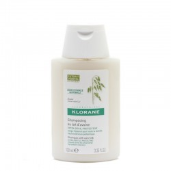 Klorane shampooing au lait d'avoine 100 ml