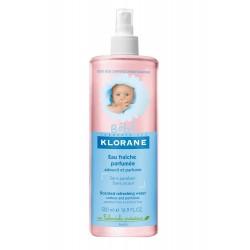 Klorane bébé eau fraîche parfumée 500 ml