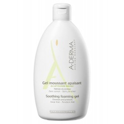 Aderma gel moussant apaisant 500 ml