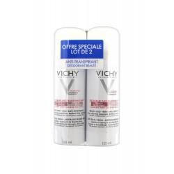Vichy déodorant beauté anti-transpirant 48h lot de 2x125ml