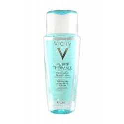 Vichy pureté thermale démaquillant apaisant yeux sensibles 150ml