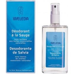 Weleda déodorant sauge 100ml