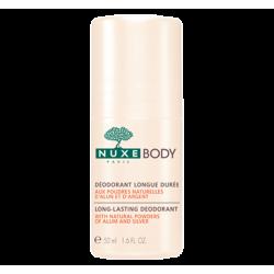 Nuxe body déodorant longue durée 50ml