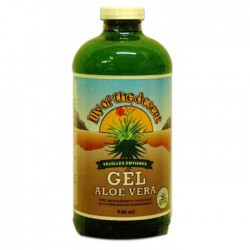 Lily of the desert jus d'aloe vera 946ml