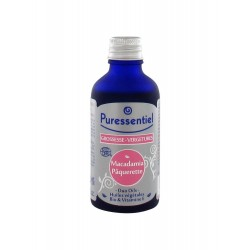 Puressentiel duo oils grossesse-vergetures macadamia paquerette 50 ml