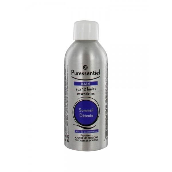 Puressentiel bain sommeil détente aux 12 huiles essentielles 100 ml