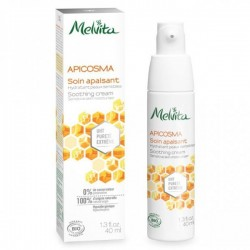 Melvita apicosma soin apaisant peaux sensibles 40 ml