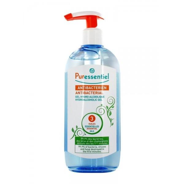 Puressentiel antibactérien gel hydro alcoolique 250 ml