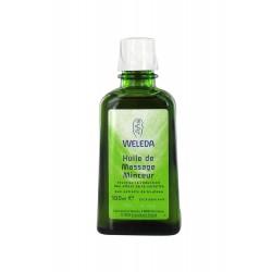 Weleda huile de massage minceur 100 ml