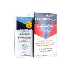 Arkopharma chondro-aid fort 120 gélules + chondro-aid ice 3 gel 30 ml