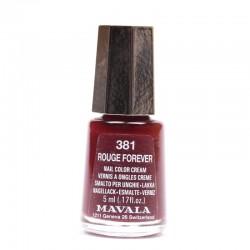 Mavala vernis à ongle mini 381 rouge forever 5ml