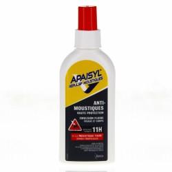 Apaisyl répulsif moustiques haute protection 60 ml