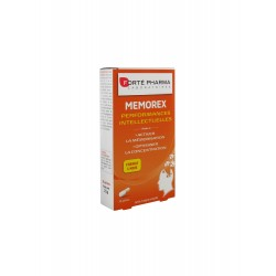 Forté pharma memorex 30 gélules