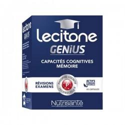 Nutrisanté lecitone genius 45 capsules