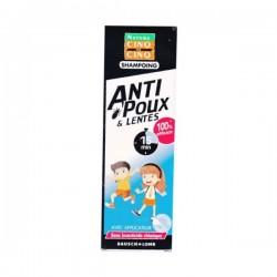 Cinq sur cinq shampooing anti poux & lentes 100 ml