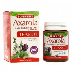 Super diet axarola transit 100 comprimés