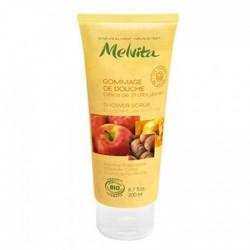 Melvita gommage de douche délice de fruits jaunes 200ml
