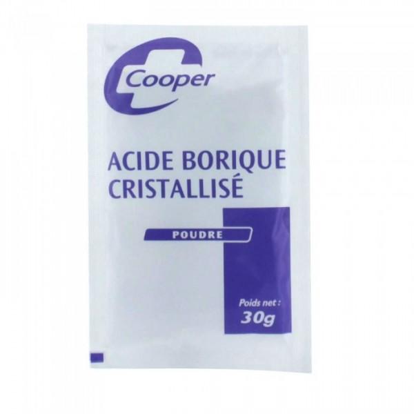 Cooper acide borique 30g