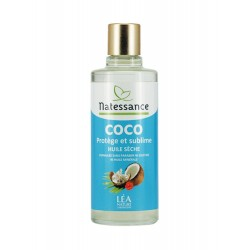 Natessance huile sèche coco 100ml