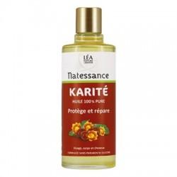 Natessance huile de karité 100ml
