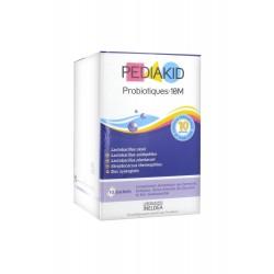 Pediakid probiotiques 10m 10 sachets