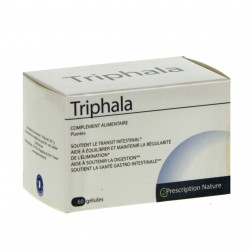 Prescription nature triphala 60 gélules