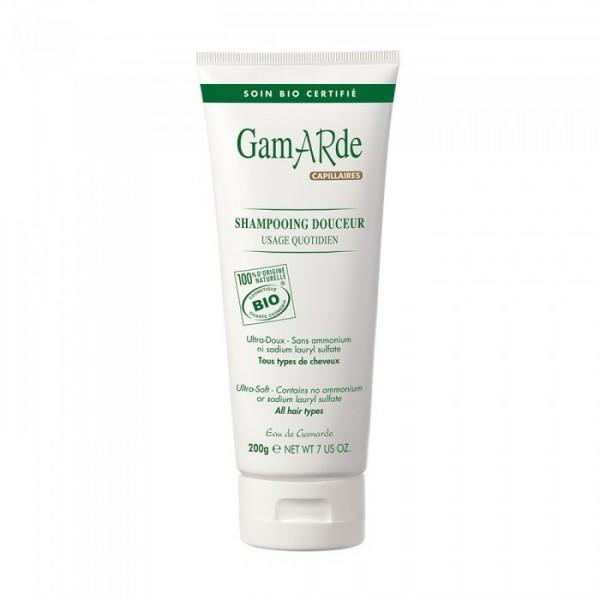 Gamarde shampooing douceur usage quotidien 200g