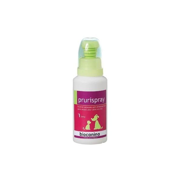 Biocanina prurispray anti-démangeaison 80 ml