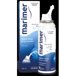 Gilbert marimer hygiène nasale 100ml
