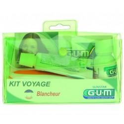 Gum kit de voyage blancheur