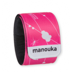 Manouka bracelet anti moustiques