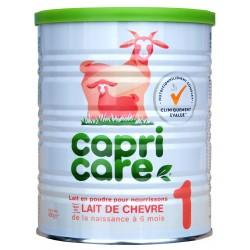 Capricare lait de chèvre 1er age de 0 à 6 mois boite de 400g