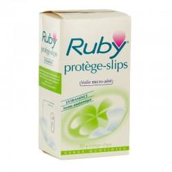 Ruby protèges-slip extra mince x30