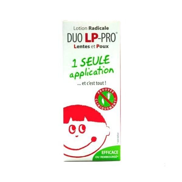 Duo lp-duo lotion anti-poux et lentes 150ml