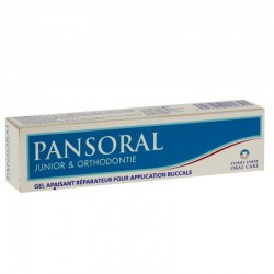 Pansoral gel buccal orthodontie junior 15ml