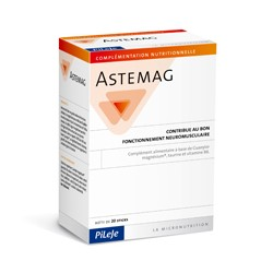 Astemag pdr or 20sticks/4,1g