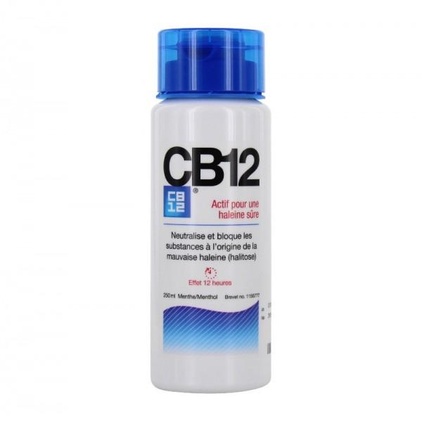 Cb 12 bain de bouche 250ml