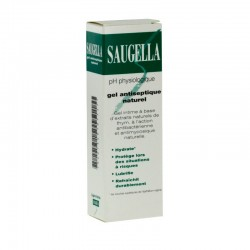 Saugella gel intime antiseptique 30ml