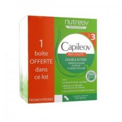Nutreov capileov anti chute 3 x 30 gélules
