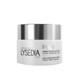 Lysedia liftage crème de nuit anti-âge 50ml