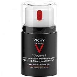Vichy homme structure s soin hydratant raffermissant 50ml