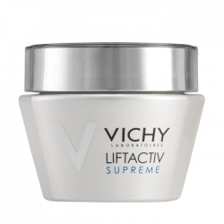 Vichy liftactiv supreme soin correction continue peau normale à mixte 50ml