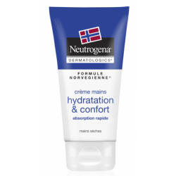 Neutrogena crème mains hydratation et confort 75ml
